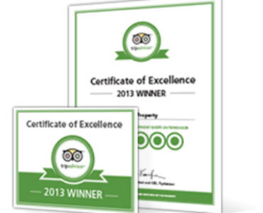 Ganador Tripadvisor 2013